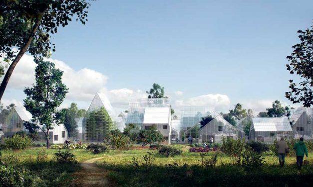 Esta ciudad holandesa cultivará su propia comida, vivirán fuera de la red, y reutilizarán su propia basura