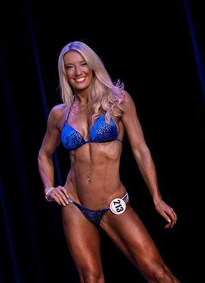 Julia Hubbard Bodybuilde