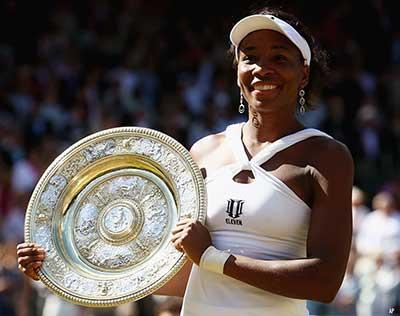 Venus Williams Tenista